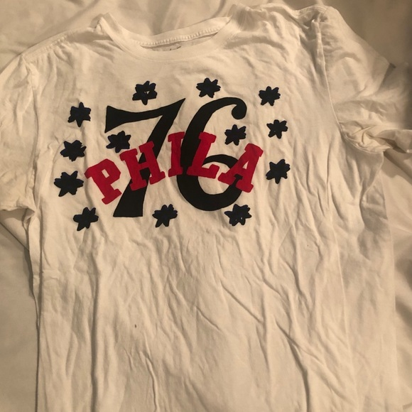 Other - 76ers shirt